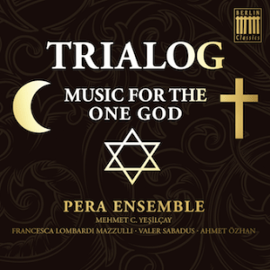 Cover:Trialog – Music for the One God