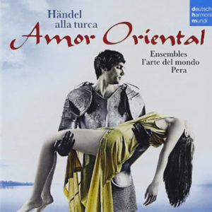 Cover : Amor Oriental